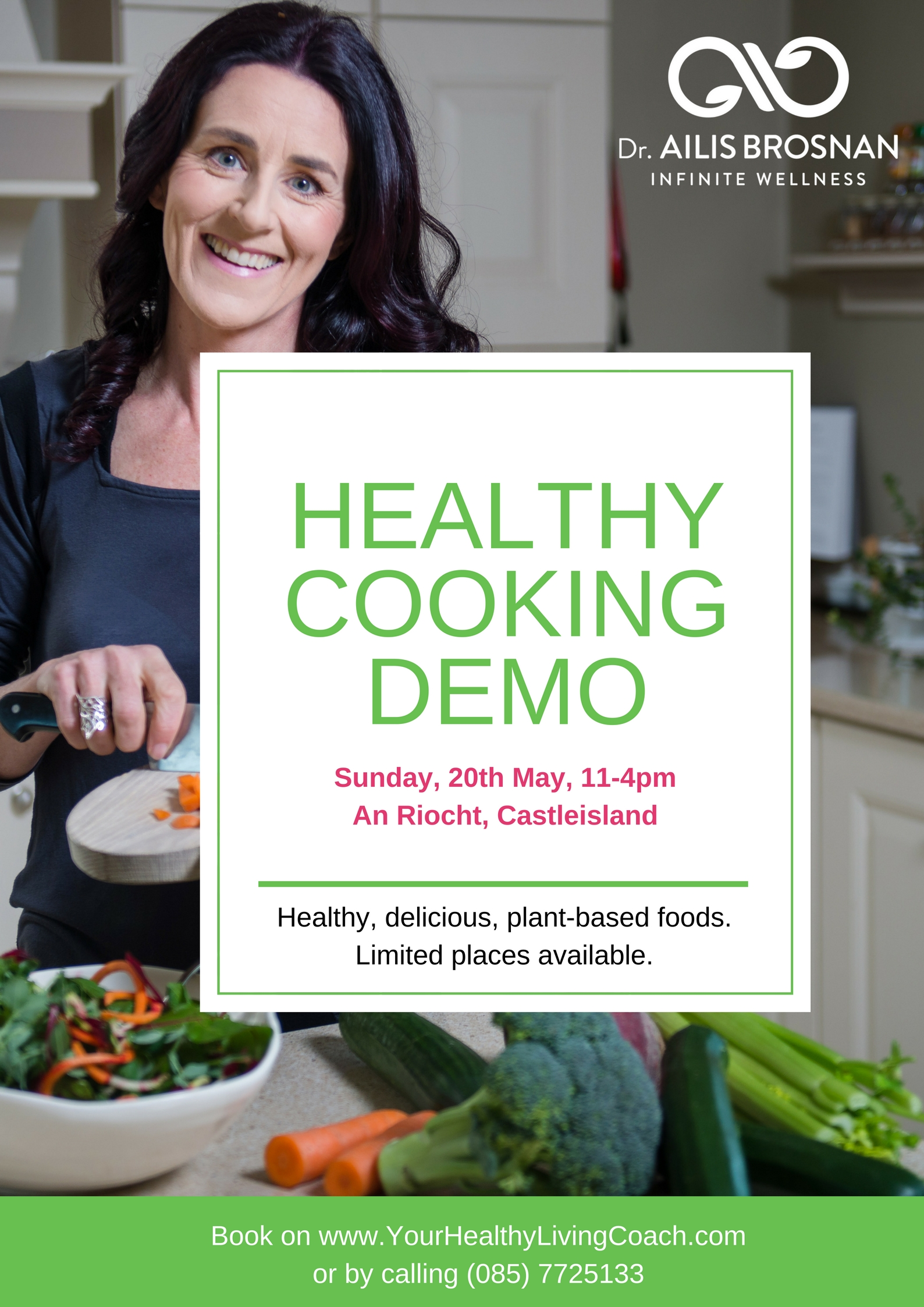 Healthy Cooking Demo (200518)   Your Healthy Living Coach