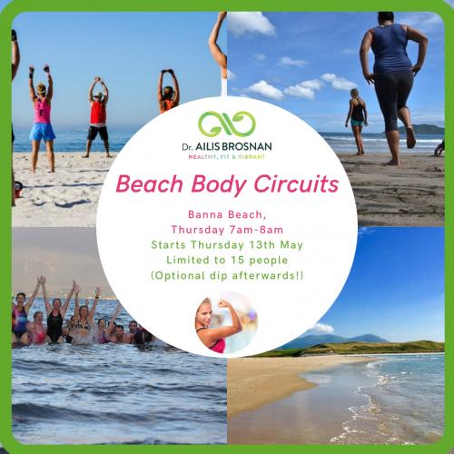 Beach Body Circuits